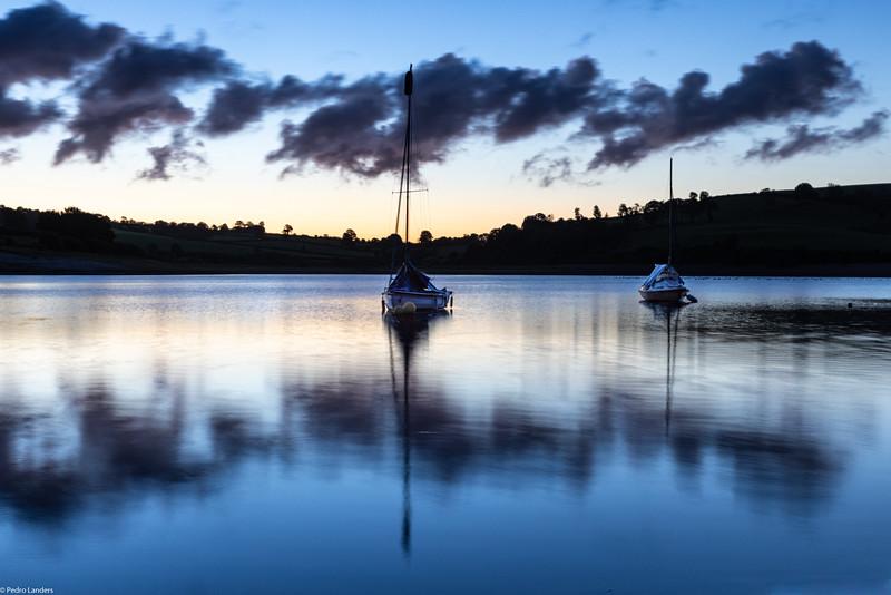 Wimbleball Lake Dawn