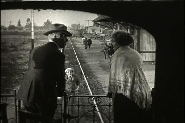 1924, Girl Shy - Freight Depot