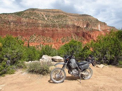 Jemez Mtns. - Forest Rds. 10, 144, 315, 70, 533, 20, 534 & 376 DS Ride  8-31-20