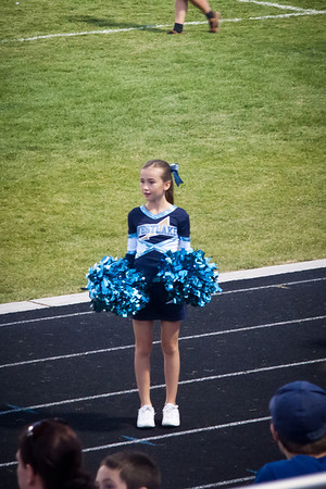 Tanna Cheerleading - September 2011