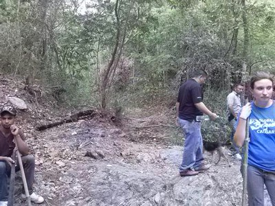 Casillas, Honduras, 2015