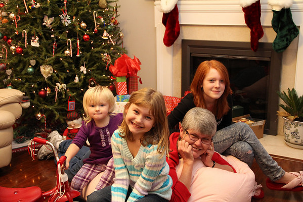 Christmas with Glenda
