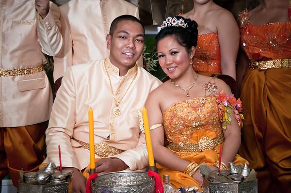 Samnang and Savorn-Wedding