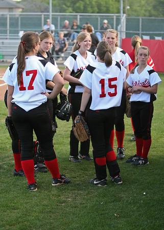2009 LHHS Softball