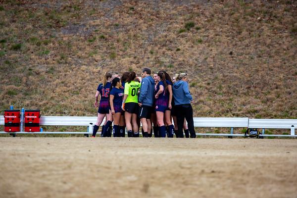 Varsity Girls Soccer 2020