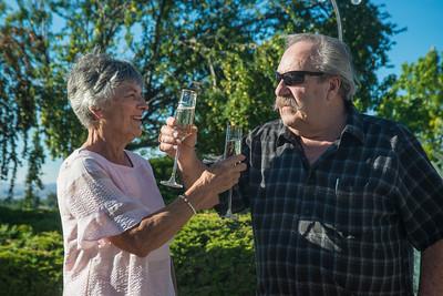 Jerrie & Pat   50th Anniversary