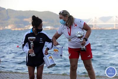 1ª Jornada · Trofeo Concello de Vigo de Kayak de Mar