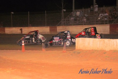 ARDC Midgets in Elm City NC on  6/30/12