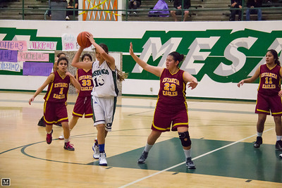 01-29-13 Junior Varsity Basketball vs Estancia