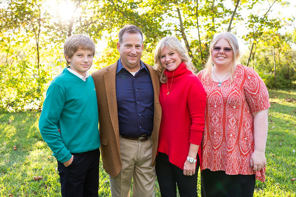 Stecher Family October 2015
