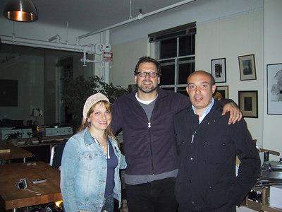 '05 June NYC visitors
