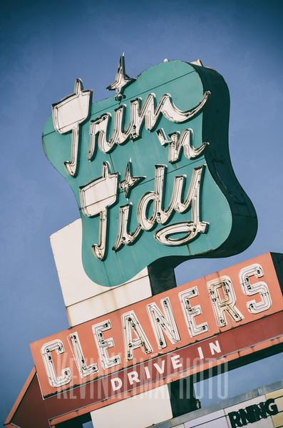 Trim N Tidy Cleaners