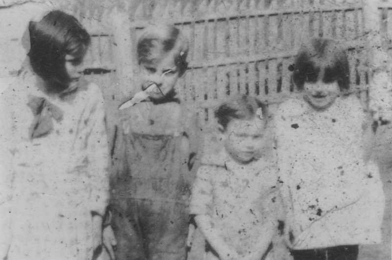 Bessie, Willie, Limon and Mollie Phipps