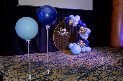 Blue Ball 2021