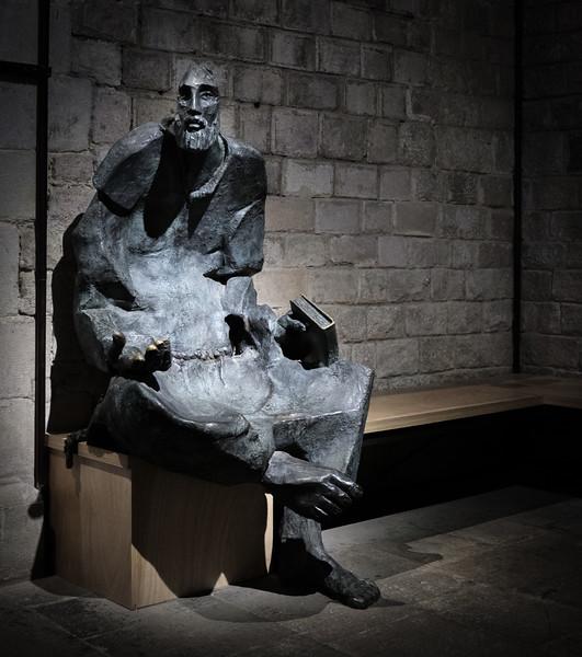 Statue of Sant Ignasi