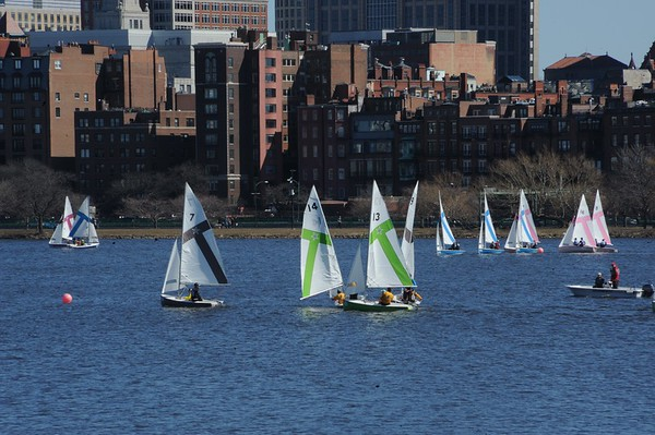 Sailing @ Marchiando Trophy Race (4-2-17)