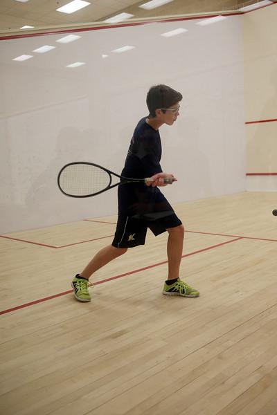 Varsity Boys' Squash