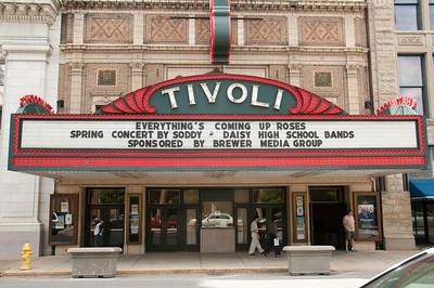 Tivoli Marquee