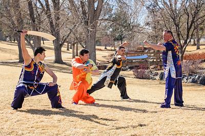 Wushu Masters