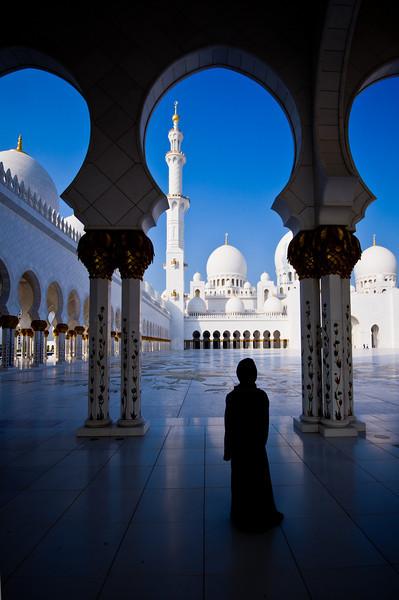 Abu Dhabi (Grand Mosque)