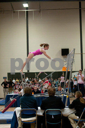 Ithaca College Gymnastics 2 19 11 Maranca Meet