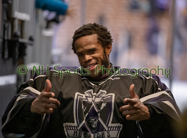 Manchester Monarchs v Maine Mariners 4-6