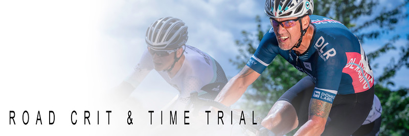 Road, Crit, & Time Trial Cycling