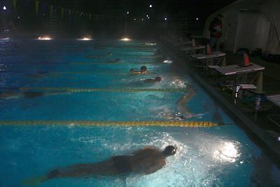 Fearsome Swim