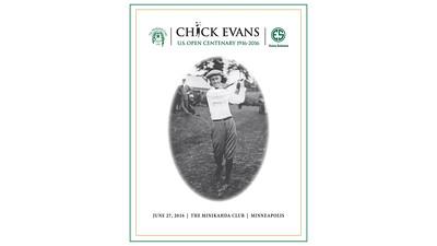 Chick Evans Centenary Celebration