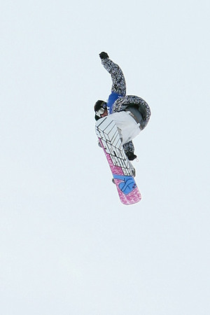 ESPN Winter X-games - Snowboarding
