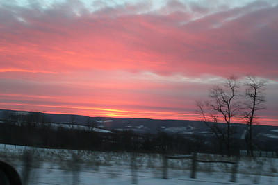 Deck Sunsets