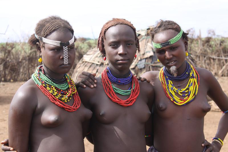 Dasanech girls