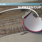 SKU: H-PRESS/CUP350, 350ml Cone Shaped Cups Heading Pad Attachment for Heatware Heat Press