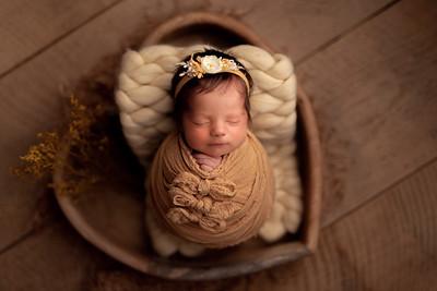 Amalia I • Newborn