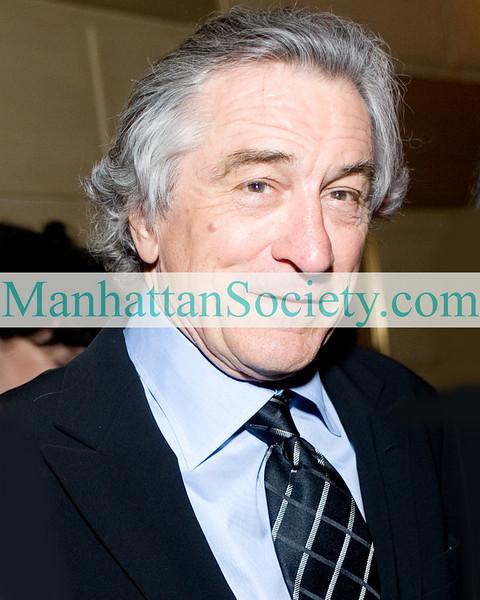 The New York Women's Foundation STEPPING OUT & STEPPING UP Gala honoring Agnes Gund and Grace Hightower De Niro & Robert De Niro