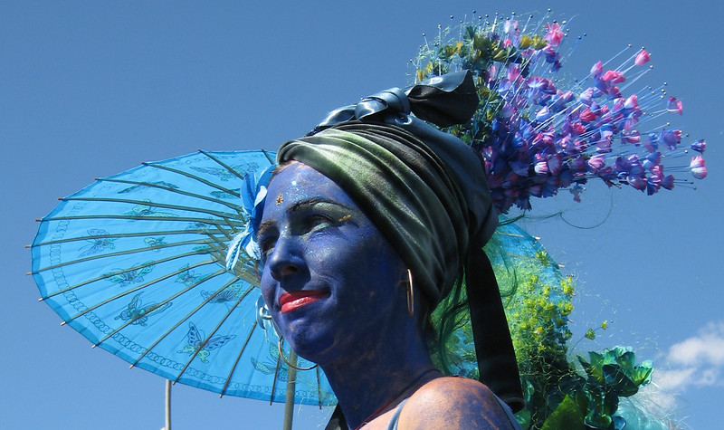 Mermaid Parade, Coney Island 2007 138a.jpg