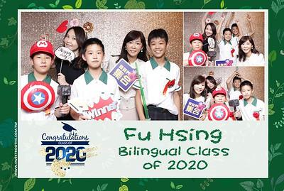 Fu Hsing Bilingual Class of 2020