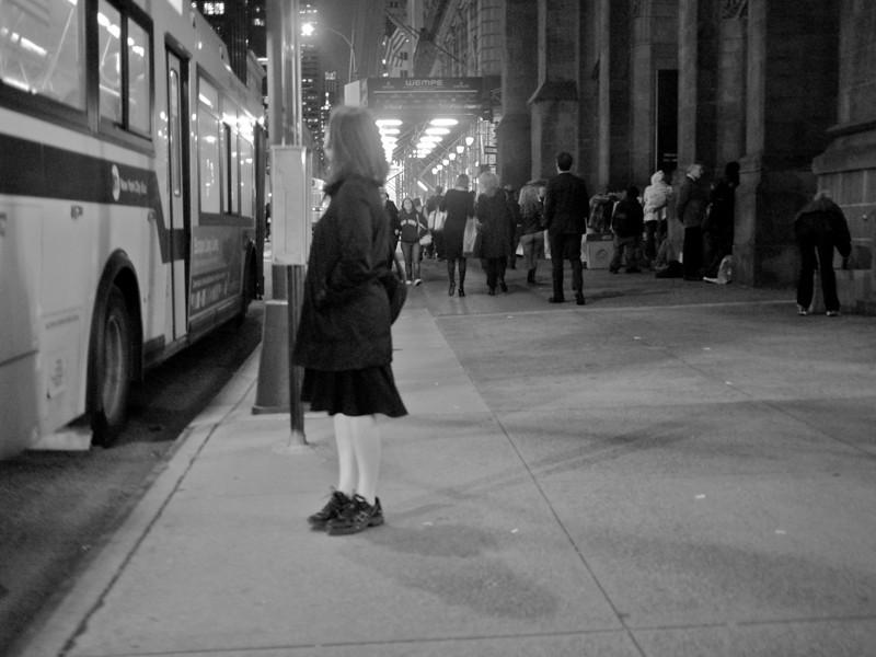 Bus Stop No. 58