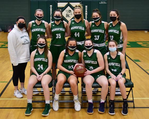 MHS Girls Basketball 2021