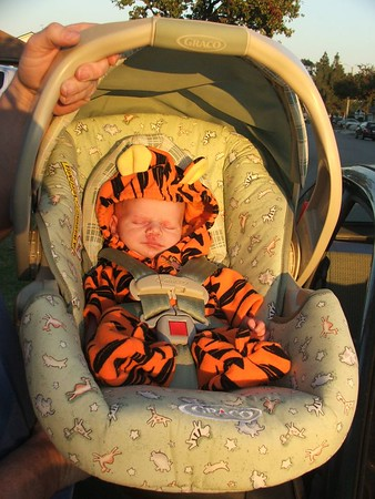 Ward Halloween Party 10-29-05