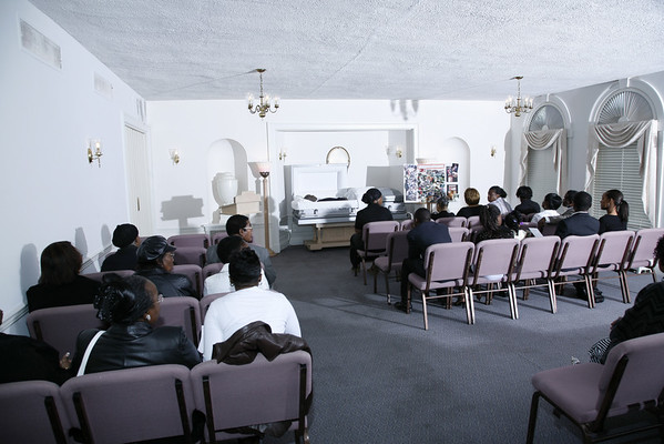 Family Gathering & Prayer Service, October 13, 2007 at 10:00am, Chambers Funeral Home, Riverdale, MD