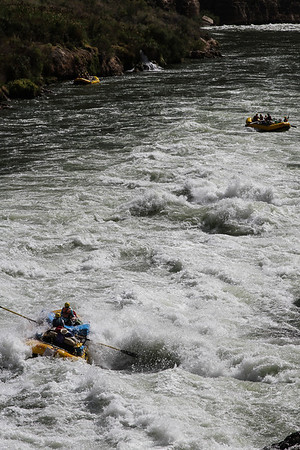 Oh The Canyon and the Whitewater!
