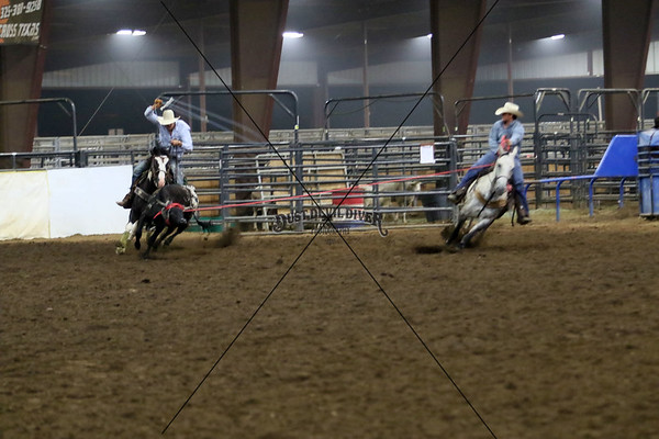 Saturday Night County Roping