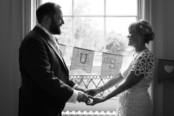Hannah and Chris - 13 June 2015