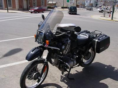 Spring 2005 Rides