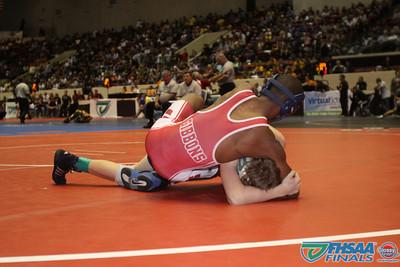 1A - Friday - Mats 1-2 11-12 Time 500 - 600 Quarterfinals