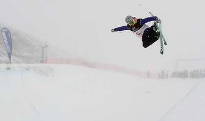 Freestyle Ski Halfpipe World Cup Cardrona