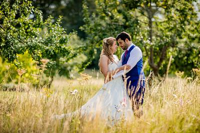 Melissa and Dan Wedding