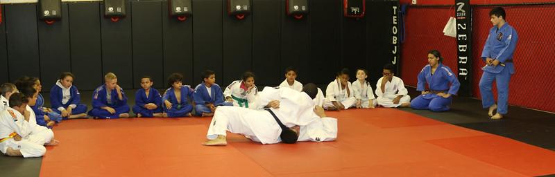 Camal Judo Promotion Ken and Davit