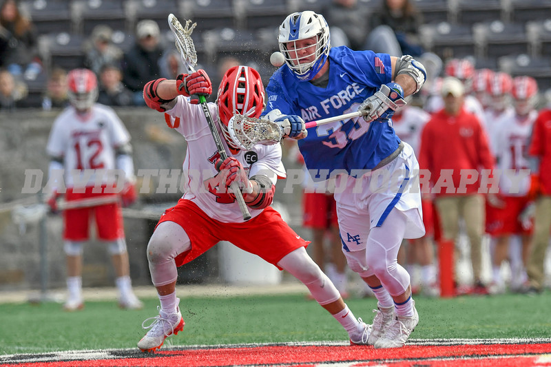 Marist vs Air Force Men's Lacrosse 2018